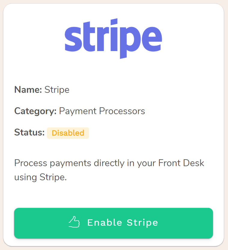 Stripe hotel Booking reservations Online payment processing for internet businesses | Hotel reservation and booking Stripe